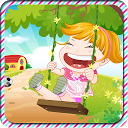 Playing On A Swing DressUp APK