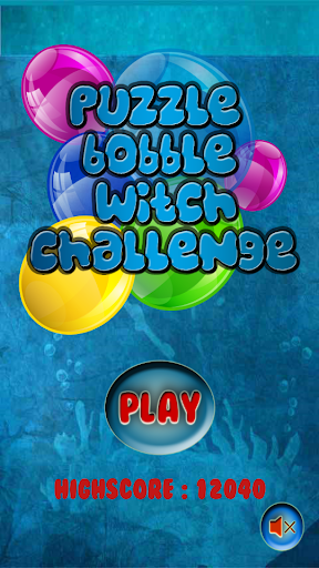 Puzzle Bobble Witch Challenge