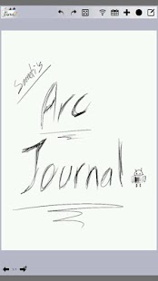 Arc Journal - screenshot thumbnail