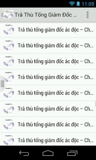 Tra Thu Tong Giam Doc Ac Doc