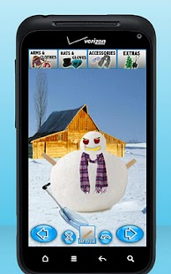 Snowman Maker - screenshot thumbnail