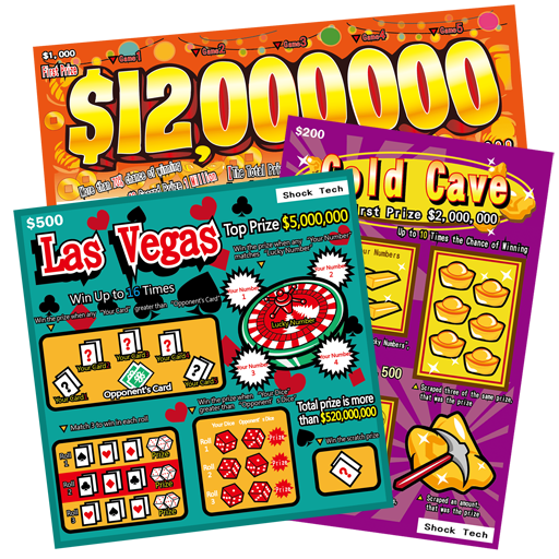Las Vegas Scratch Ticket LV1 0.9.5 9