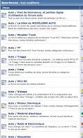 Screenshot of Modelisme.com, forum, portail