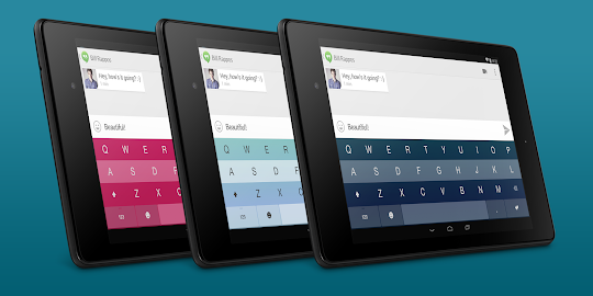 Fleksy Keyboard Screenshot 7