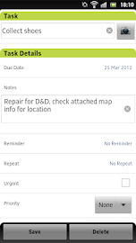 Tasks N ToDos Pro - To Do List Screenshot 4