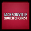 Jacksonville church of Christ icon
