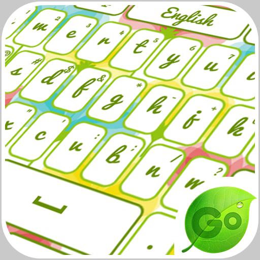 个人化のFlowers Keyboard LOGO-記事Game
