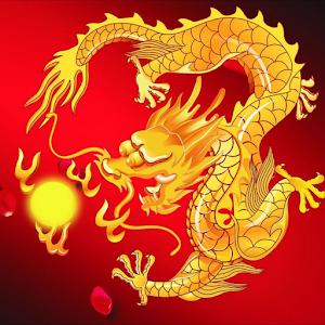 Chinese Dragon WallpapersRed Chinese Dragon Wallpaper