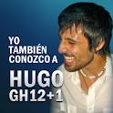 Hugo GH 12+1 logo
