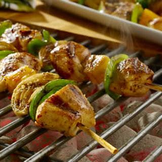 Tropical Chicken Skewers