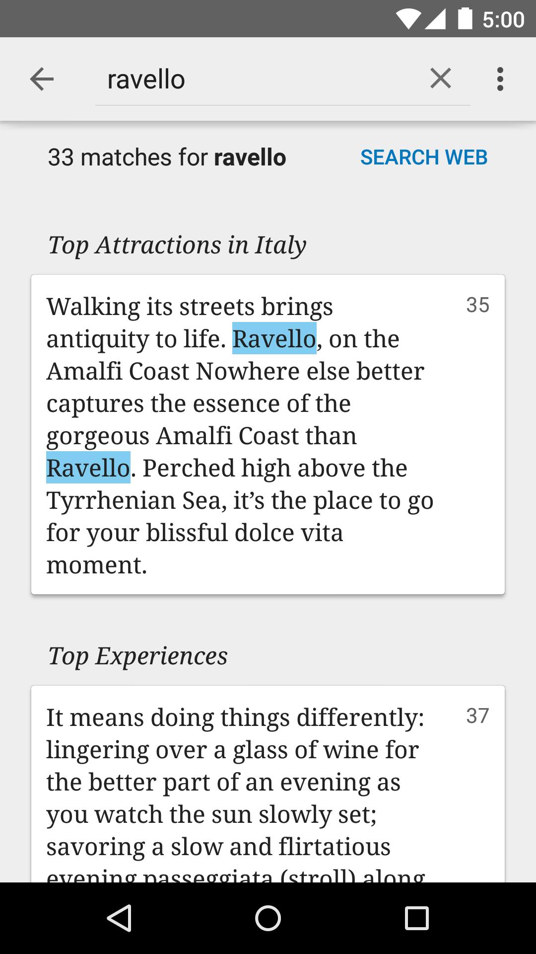 Google Play Books screenshot #7