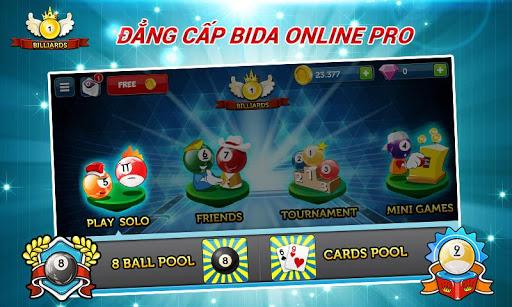 Game bida phom - Bida 8 bong