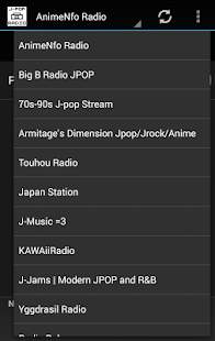 J-POP Radio - screenshot thumbnail