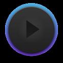Poweramp Dark skin icon