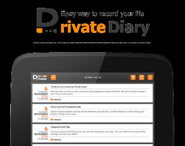 Private DIARY Free v5.3