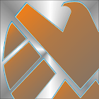 Agent of Holo shield icon pack icon