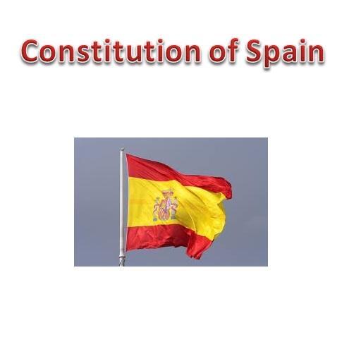 Constitution of Spain LOGO-APP點子