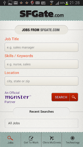 SFGate Jobs screenshot 5