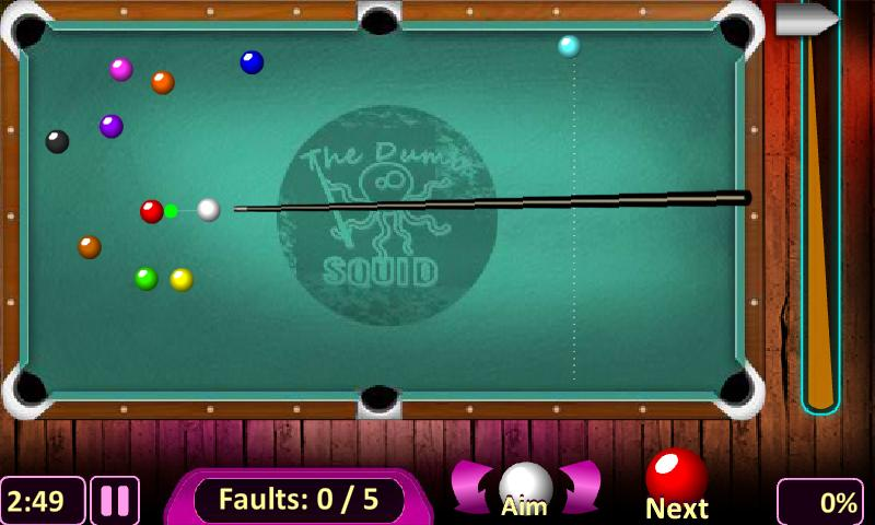 Pool Island PRO- screenshot