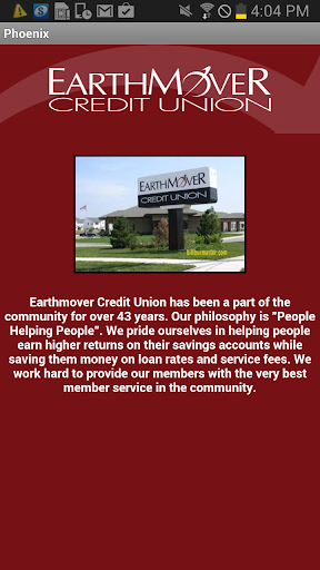 Earthmover Credit Union