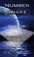 Screenshot of Number Snake Lite