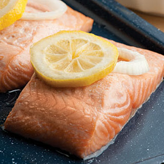 Baked Salmon With Foil Recipes.
