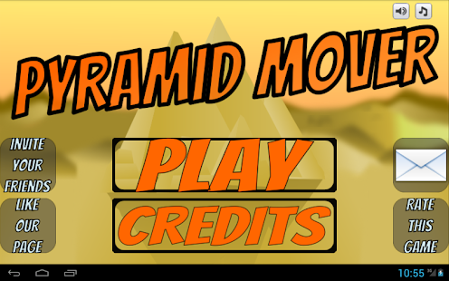 Pyramid Mover- screenshot thumbnail