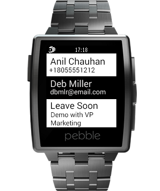 reqallable for Pebble