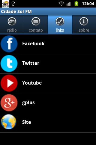 【免費音樂App】Radio Cidade Sol FM-APP點子