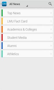 iLMU- screenshot thumbnail