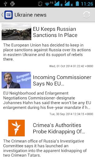 Ukraine News