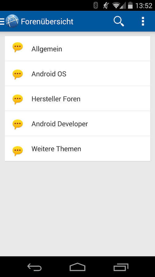 AH App (Android-Hilfe.de) - screenshot