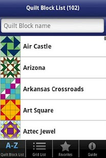 Quick & Easy Quilt Block Tool- screenshot thumbnail