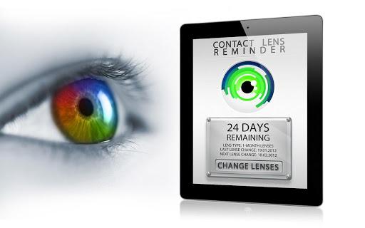 Contact Lens Reminder