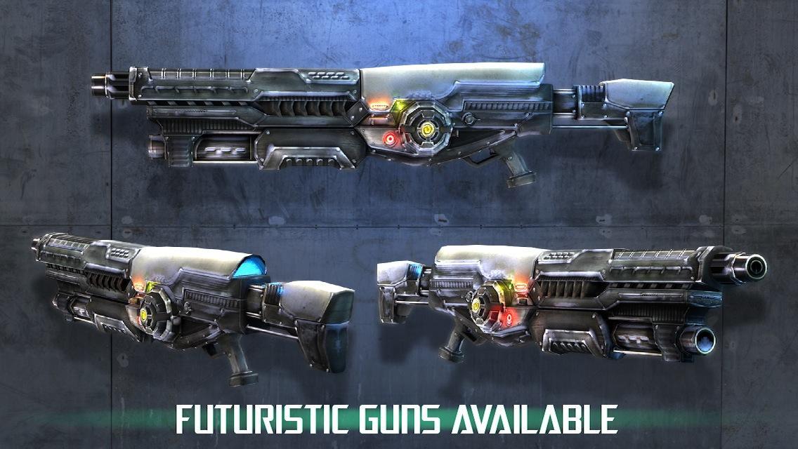 Combat Trigger: Modern Dead 3D- screenshot
