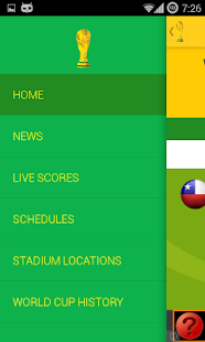 World Cup Soccer 2014 Brazil - screenshot thumbnail