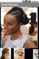 Screenshot of Hair Styles Book Pro