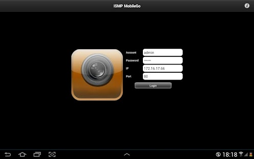 ISMP MobileGo - screenshot thumbnail