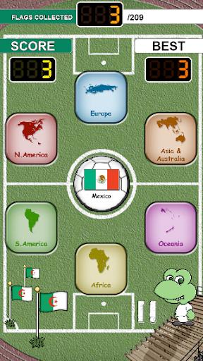 Flag Drag 2014 Algeria