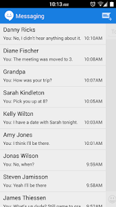 Sliding SMS (CM Messaging) v0.6.5