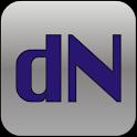 Dark News logo