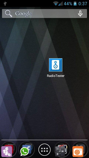 RadioTester [AoT Tools]