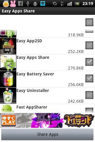 Easy Apps Share