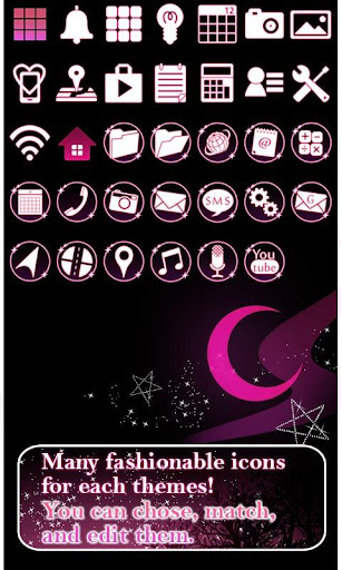 Cute Theme-Constellations- 2.0.0 Windows u7528 4