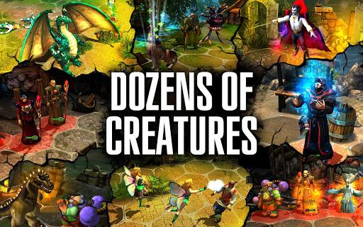 King's Bounty Legions: Turn-Based Strategy Game 1.10.80 screenshots 2