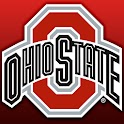Ohio State Buckeyes Clock logo