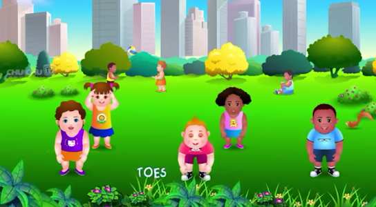 Head,Shoulder, Knees and Toes screenshot 1