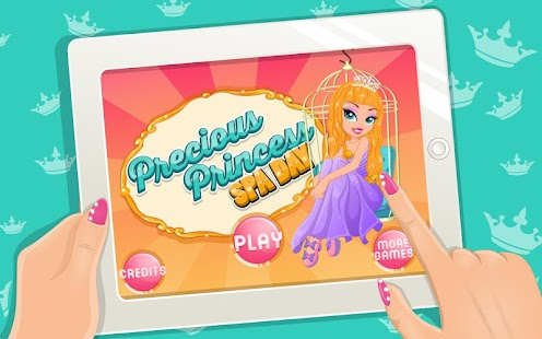 Precious Princess Spa Day - screenshot thumbnail
