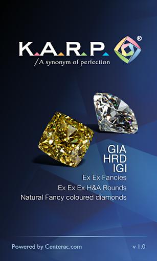 KARP Diamond App
