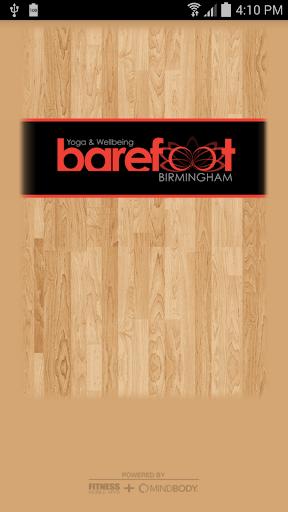 Barefoot Birmingham Yoga